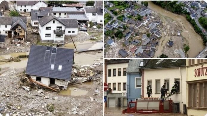 Flood death toll rises to 165 in Germany | News Article