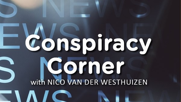 "Conspiracy Corner - Real ""Men In Black""   News Article"