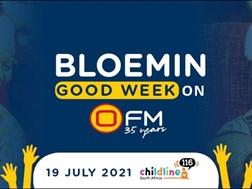 Bloemin' Good Week - Childline | News Article