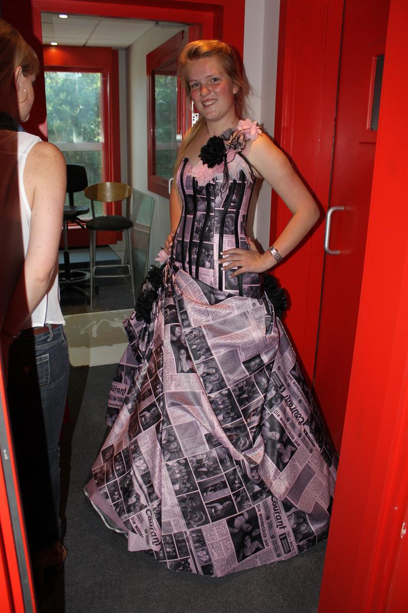 Matric Farewell Prom Make Up: OFM LISTENER WEARS MOST TALKED ABOUT MATRIC FAREWELL GOWN