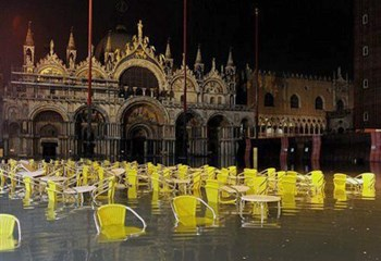 Venesië onder water | News Article