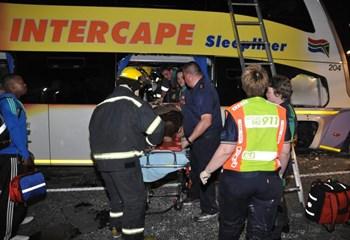 Intercape confirms two dead in FS crash | News Article