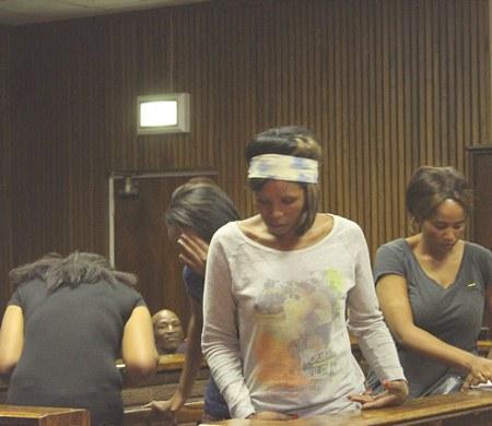 Babes in Bloemfontein