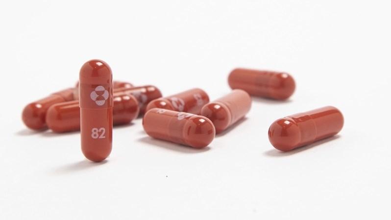 Merck seeks authorisation for antiviral #Covid19 treatment   News Article