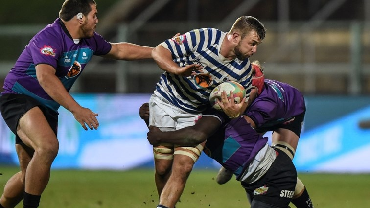 Otto signs with the Griquas   News Article