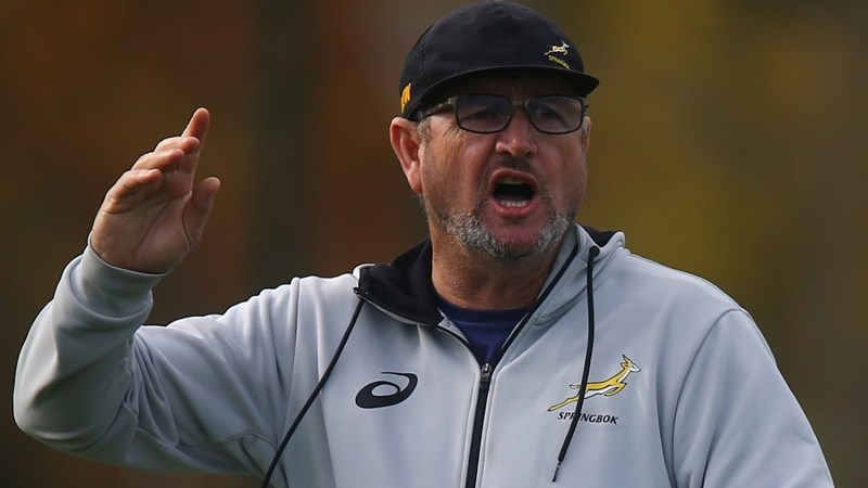 Swys de Bruin named Shimlas Director of Rugby | News Article