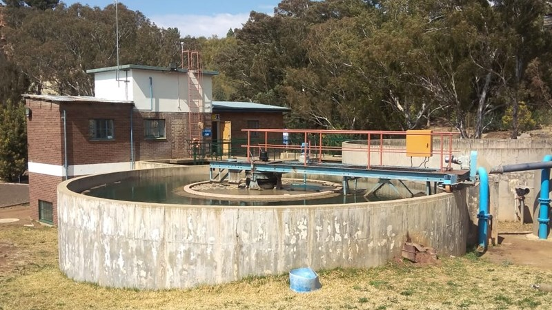 Water and Sanitation vows to address issues in small FS towns   News Article