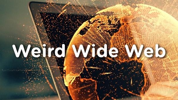 Weird Wide Web - Miniscule surveillance devices | News Article