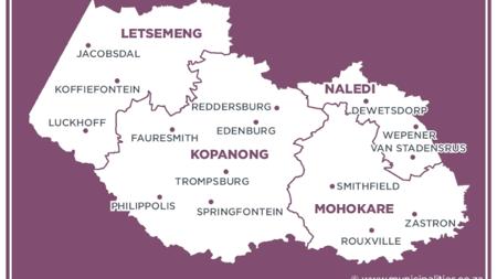 FS ANC blames lack of leadership at Kopanong | News Article