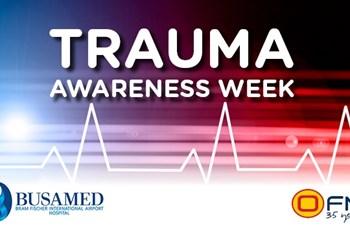 Trauma Awareness Week: Busamed's trauma services   Blog Post