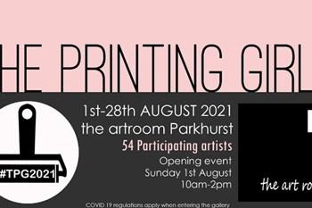 #OFMArtBeat: The Printing Girls | Blog Post