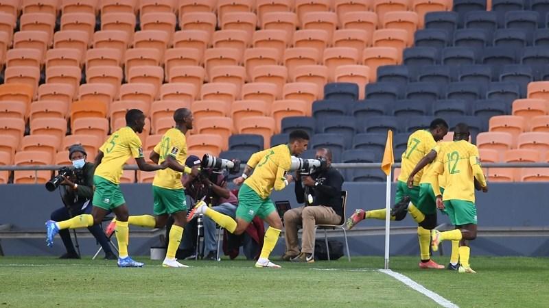Bafana claim the double over Ethiopia   News Article