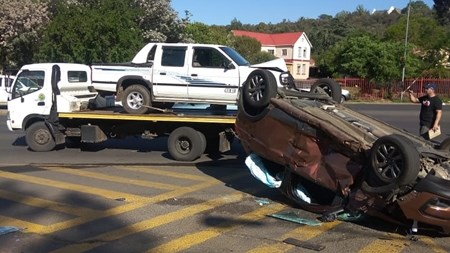 Four injured in school trip accident - VIDEO | News Article
