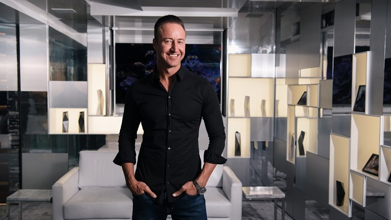 SA billionaire releases coffee table book | News Article