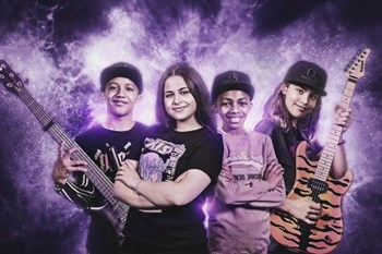 Soundcheck: South Africa's youngest rock band 942's | Blog Post