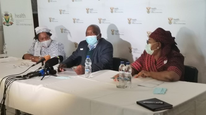 FS Health MEC addresses vaccination target for 2021 | News Article