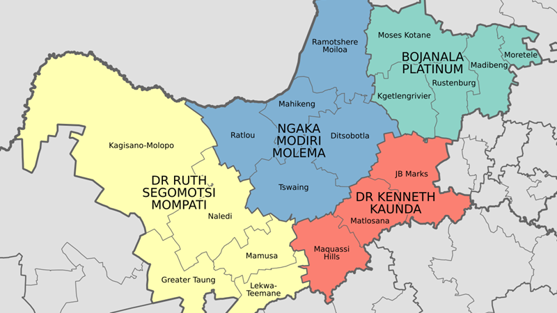Mahikeng Municipality under fire for rezoning plans    News Article