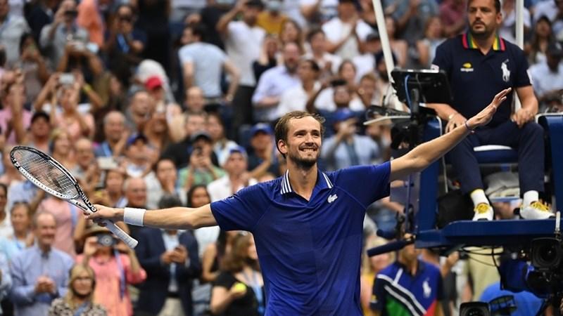 Medvedev beats Djokovic for maiden Grand Slam title   News Article