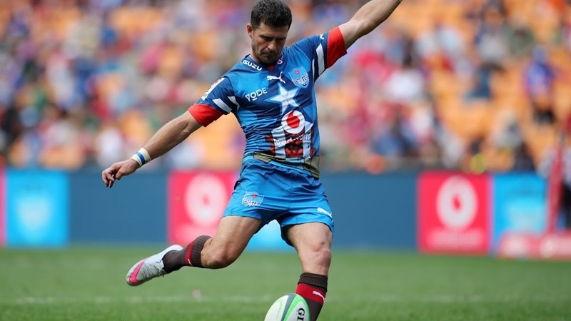 Steyn ready to do his part for the Bulls | News Article