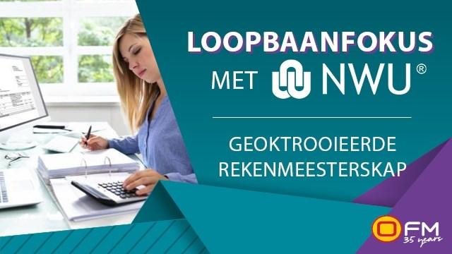 OFM Loopbaanfokus: Geoktrooieerde rekenmeesterskap   News Article