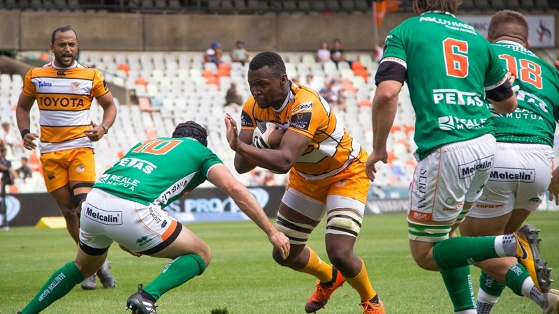 Pokomela excited to help out at the Stormers | News Article