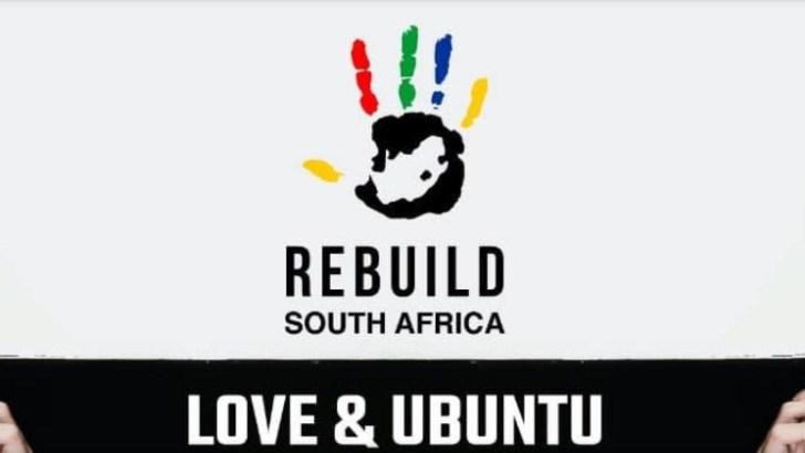#OFMBusinessHour - #RebuildSA continues to gain momentum   News Article