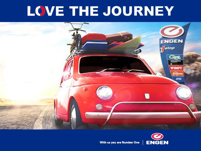 Engen - Love the Journey