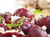 Beetroot and Feta Salad | Blog Post