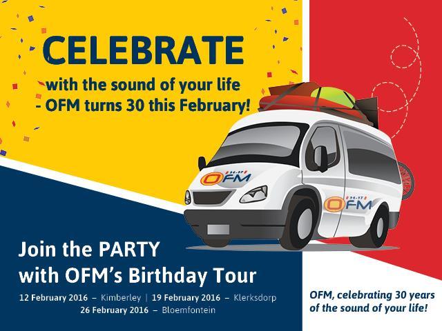 OFM 30th Birthday Tour