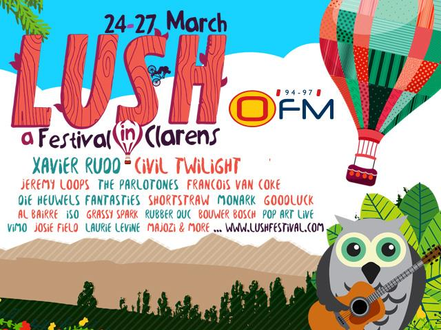 Lush music and lifestyle festival