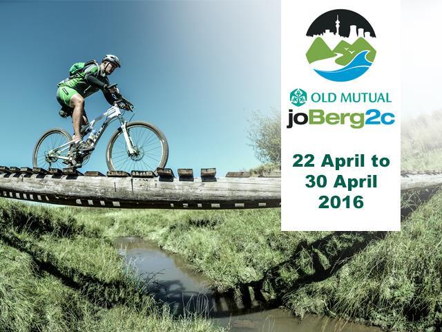 Old Mutual joBerg2c Mountain Bike Race