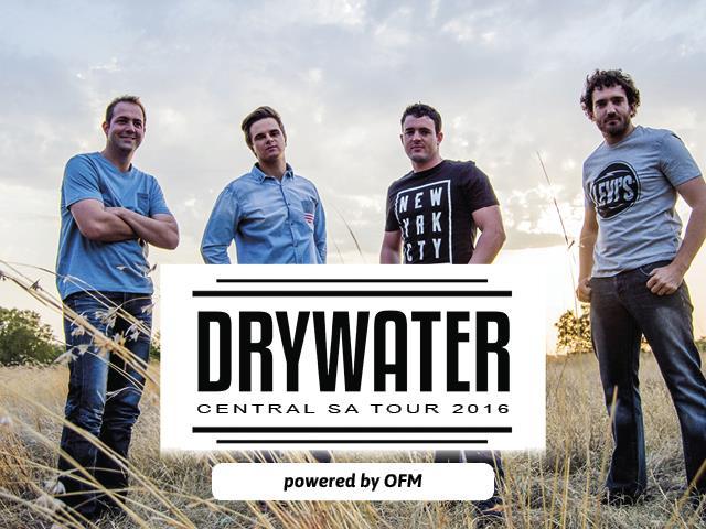 Drywater Central SA Tour