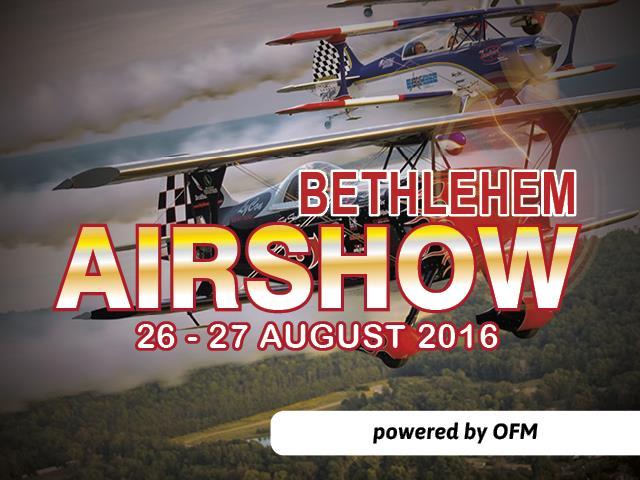 Bethlehem Airshow