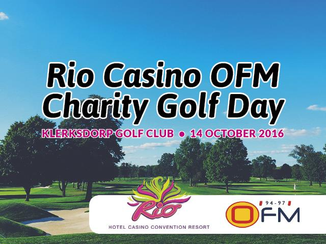 Rio Casino OFM Charity Golf Day