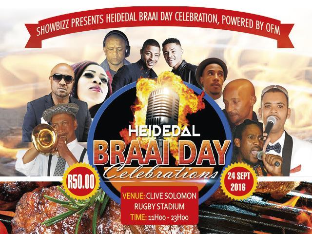 Heidedal Braai Day Celebration