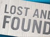 #Lost&Found   Blog Post