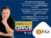 The Best Of Just Plain Drive 9-13 October 2017 | Blog Post