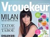 Vrouekeur met Milan Murray op die Voorblad | Blog Post