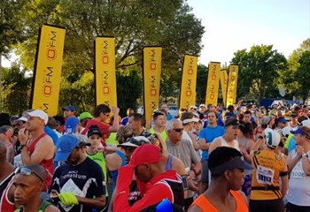 Music Marathon Winners cross the finish line | News Article