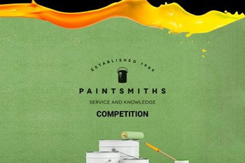 Win with Paintsmiths!