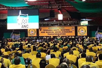 Podcast #ANC54: Day Two Up To Now | News Article