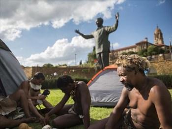 Khoisan-aktiviste beskuldig Zuma van leuens | News Article