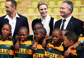 Cell C takes underprivileged kids to Monaco for international Rugby 7s tournament   News Article