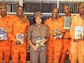 Afternoon Delight: Kimberley prison book clubs provide inmates with stability. | Blog Post