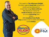 Afternoon Delight: The Best Of The Afternoon Delight 20-24 March 2017 | Blog Post