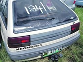 Afternoon Delight: Merna Meyer's car was found by the SAPS 21 years after it was stolen. | Blog Post