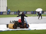 Proteas win series after rain washes out final day's play   News Article