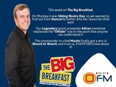 -TBB- The Best of The Big Breakfast 10-14 April | Blog Post
