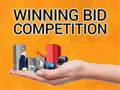 Afternoon Delight: WINNING BID COMPETITION - Louise and Reynhardt go head-to-head. | Blog Post