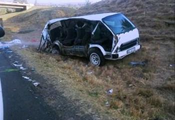 20 children die in taxi crash near Bronkhorstspruit | News Article